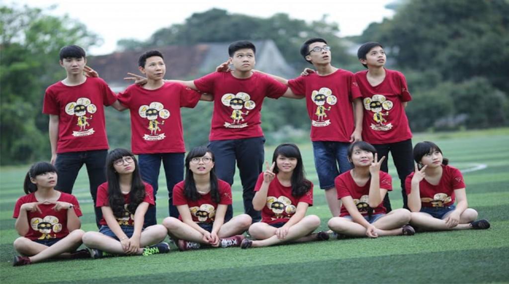 Đồng phục nhóm - lớp